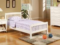 SPECTACULAR WHITE FEMALES BED ROOM SET! COLLECTION