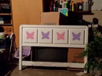 Twin or full bed frame and headboard $50.00 548916780