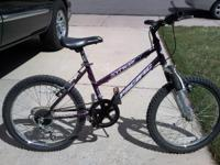 Bought her a new/bigger bike. Selling this one for $30.