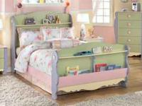 I have a girls full size Doll House Sleigh bed It is in