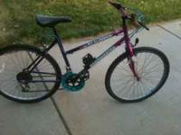 I have a girl's roadmaster bike. It is a 10 speed. It