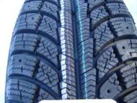 4 brand new Gislaved snow tires made in Germany in size