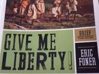Give Me Liberty. Great condition.  DSU History 1700.