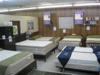 WE HAVE A BIG SELECTION OF MATTRESS SETS STARTING AT