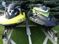 gm)~_~=The 2005 Seadoo RXP 215 H.P. with 88.5 hours. It