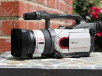 Professiona camcorder Call John at  anytime. $500.00