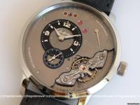 Glashutte Original PanoInverse XL, Reference