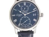 Pre-Owned Glashtte Original Senator Chronometer