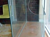 big tank aquarium for fish or it can be used for reptil