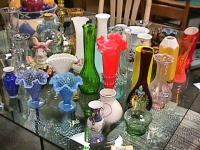 Glass Pottery Ceramic Vases Have a Nice selection of