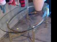 Nice Glass Top Coffee Table. Excellent contition. 17