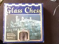 Hello, board video game lovers! I have a glass chess