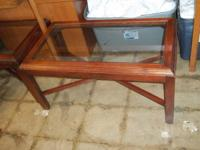 GLASS TOP COFFEE TABLES *** ON SALE NOW !! ***. gotten