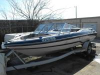 1983 Glastron Boat for sale which includes:  18' step