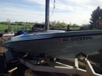 16 foot 1985 Glastron Carlson Ski boat Great to take