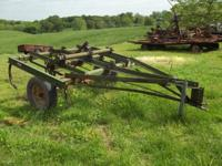 Glenco 8' 7 shank chistle plow Good condition. Pull