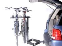 Factory Refurbished GlideAWAY Deluxe 4-Bike Rack - May