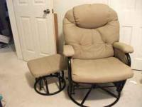 I have a like new glider rocker from shopko 50.00