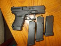 Glock 30 SF in 45 auto. Comes with two factory ten shot