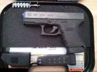 Selling my Glock 30 S. It is LNIB with an extremely low