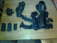 Selling glock holsters and extras, for