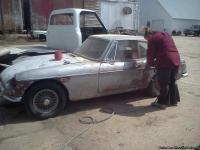 Glory Days Automotive Restoration was founded by a