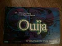 Rarely used glow in the dark ouija board, bought it