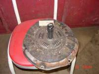 "FOR SALE IS A GM 10 1/2"" CLUTCH COARSE SPLINE,"