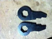 i am trying to sale a set of 2-3 inch lifting keys for