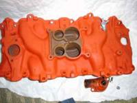 For sale is a 1971 Intake. Call Chuck for more info @