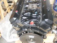 GM 6.5L Turbo Diesel Remanufactured Drop In Complete