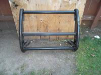 Black brush guard possibly Tahoe $75.00. Don't know