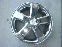 FOR SALE OR TRADE. Beautiful set of 17 inch Custom