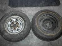 "As shown 14"" GM OEM Rally Wheel , the 15"" shown is"