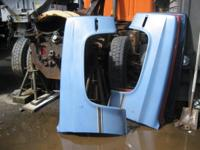 1981-1987 new factory original fenders,  been in