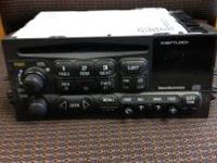 USED GM TRUCK RADIO & CD DECK WORKS GREAT ALL THE LITE