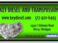 Key Diesel and Transmission has been in company for 3