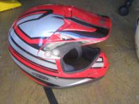 This is a GMAX helmet in great condition, it has been