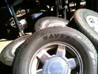 "I HAVE 4 GMC 17"" RIMS FOR SALE $325.00 ..YOU MAY STOP"