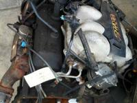 GMC 4.3 Liter Vortec Engine  ALL BODY PARTS ARE IN GOOD