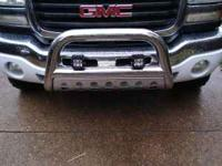GMC/CHEVY bull bar for sale looks great... and selling