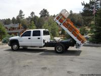 This 2006 gmc duramax 3500 with the 6 sp trans &