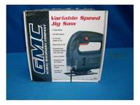 GMC MODEL JS4UL JIGSAW 4 AMP MOTOR VARIABLE SPEED 2