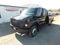 2004 GMC C5500 6.6L DuraMax engine, Allison