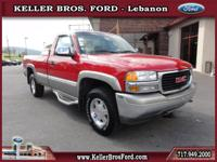 JUST IN! WOW! - RARE FIND!! Locally traded GMC Sierra