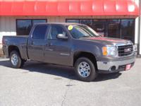 The GMC Sierra was all-new for the 2008 model year.