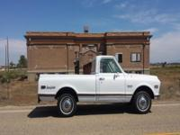 1972 GMC SIERRA GRANDE 1500 PICKUP SHORT BED I am