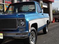 1978 GMC Sierra 1500 Pickup Truck 1/2 Ton Short Bed