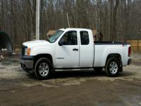 UP FOR SALE IS A 2008 GMC SIERRA 2WD IN GREAT