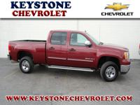 How about this 2009 Sierra 2500HD SLE? So nice you'll